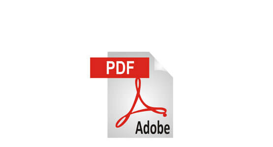 PDF ikonka