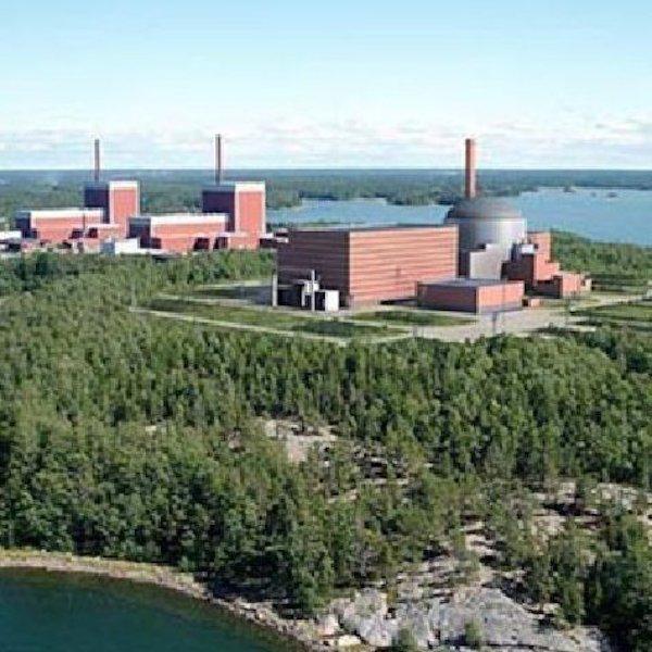 Fínsko: Jadrová elektráreň Olkiluoto 3