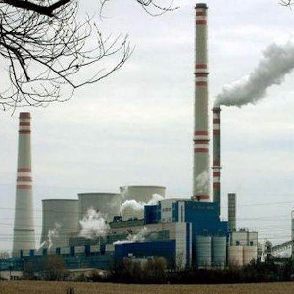 Slovakia: Tepelná elektráreň VOJANY