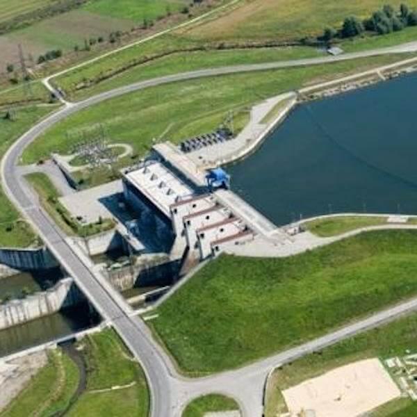 Slovensko: Vodné dielo Žilina