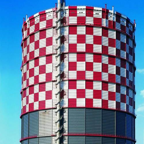 US Steel - nádrž koksárenského plynu