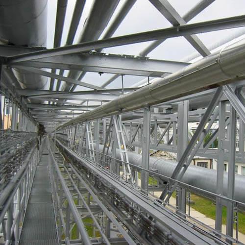Potrubné a káblové mosty
