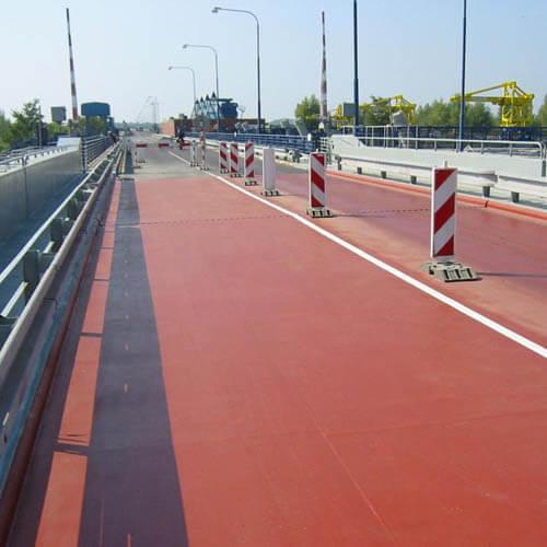 Sklápací most Čunovo