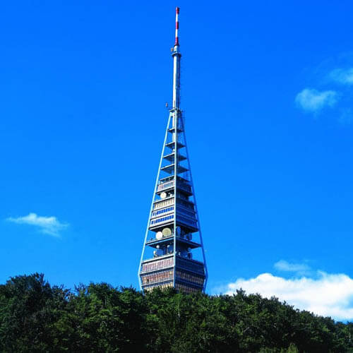 Televízna veža Kamzík - Bratislava