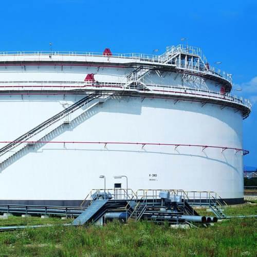 Zásobníky ropy Transpetrol