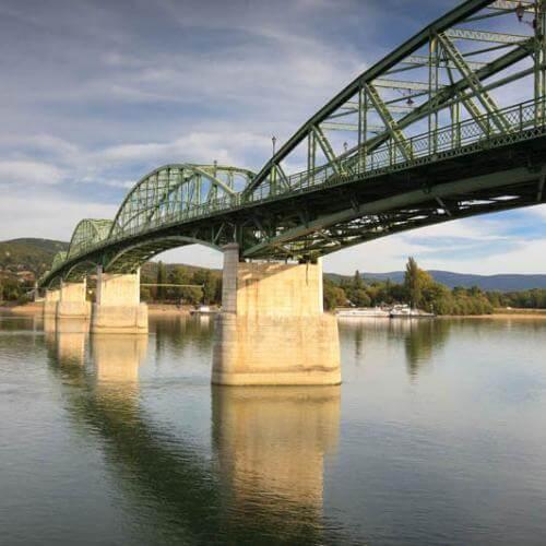 Most Márie Valérie - Štúrovo - Ostrihom